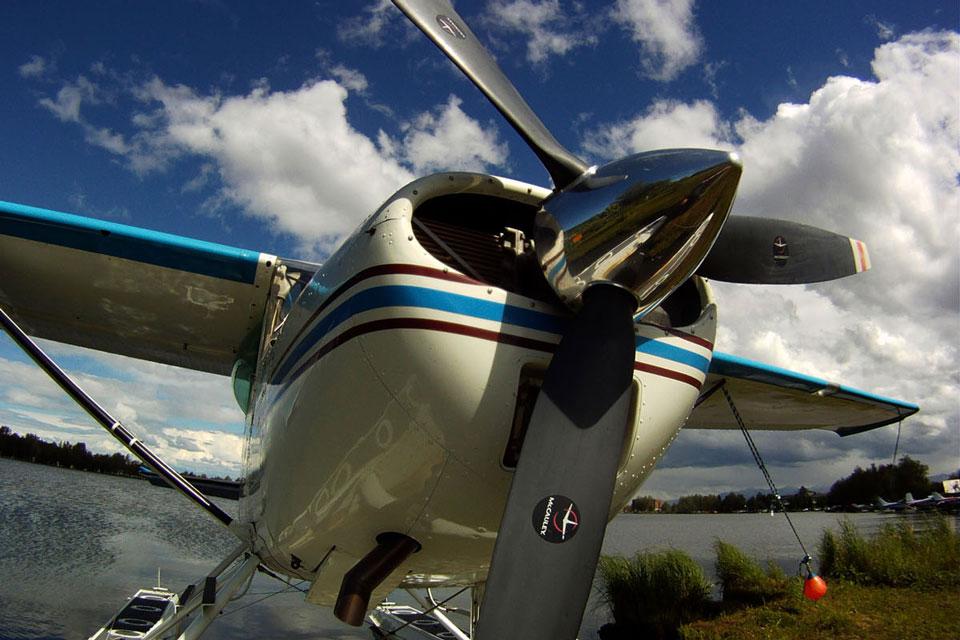 P Ponk Aviation - Cessna Engine Conversions & Accesories